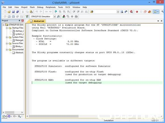 free download keil software full version microcontroller